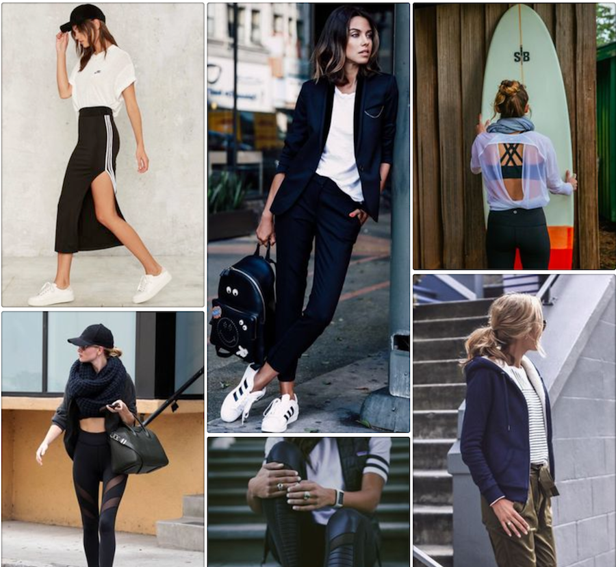 Your Athleisure Wardrobe: Let's Wear Yoga Pants To The