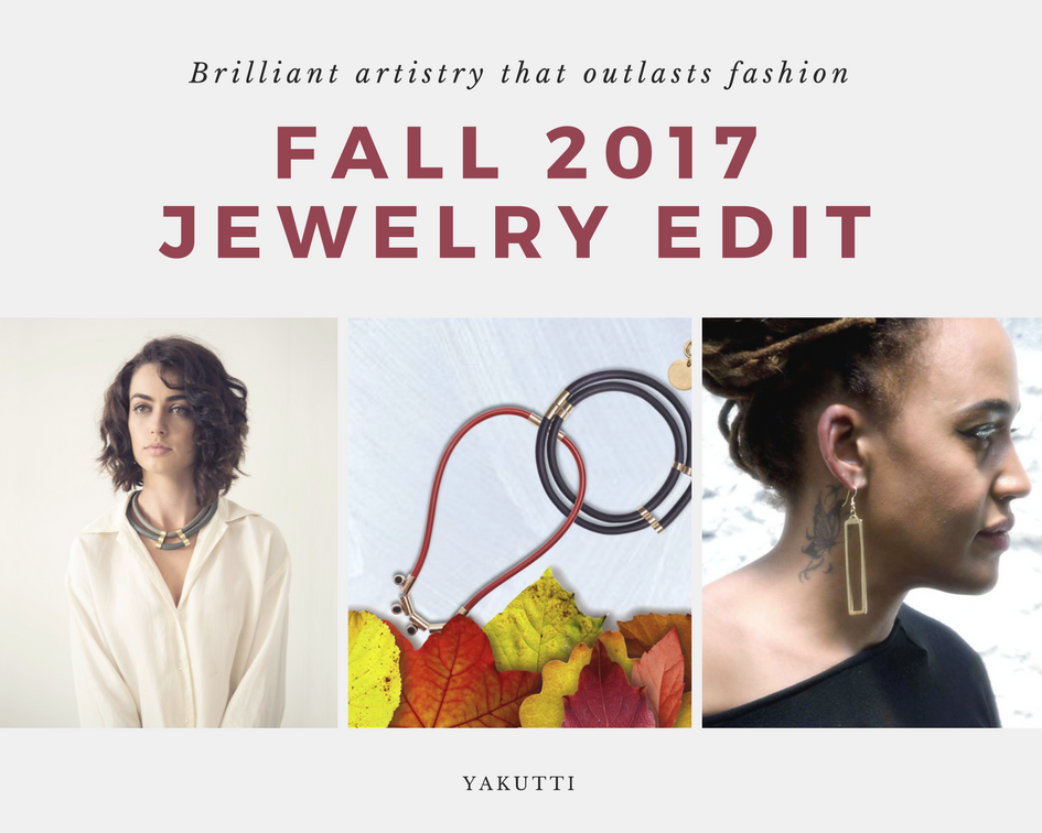 fall 2017 jewelry trends