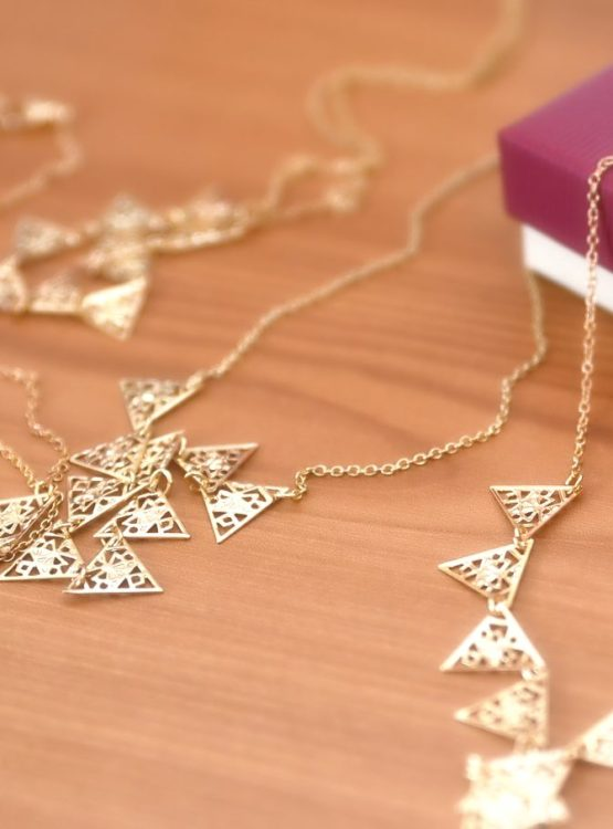Which Necklace To Wear With Which Neckline